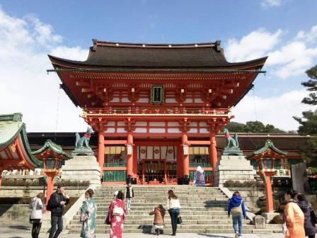 Voyage au japon, séjour grand tour Kyoto