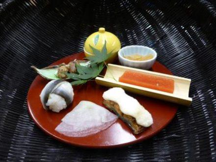 Voyage circuit au Japon, dîner gastronomique à Kyoto