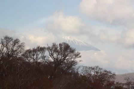 Voyages séjour vacances japon mont fuji dans la brume