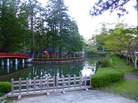 Circuit séjour au Japon, un parc près du mont Koya