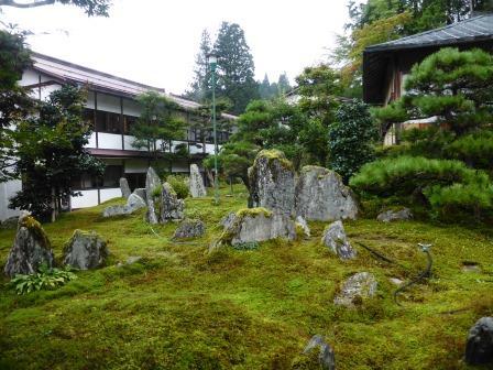 Voyage au Japon, visite du temple Henjokoin