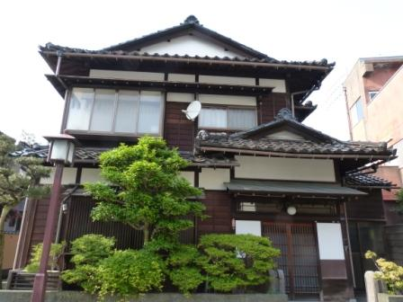 Séjour au Japon, vu du Kanazawa ou maison de samourai