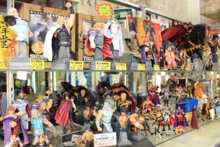Séjour vacances à Tokyo, Akihabara one piece, voyage japon
