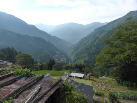 Vacance Japon, Shikoku nature, voyage japon