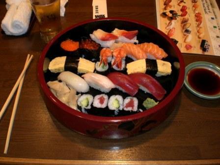 Voyage culinaire au pays des sushi, séjour au japon