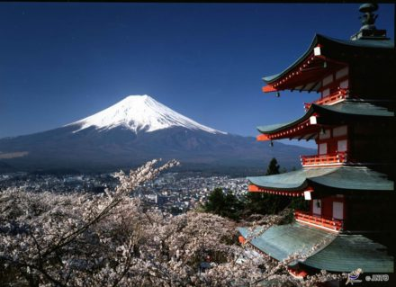 Voyage circuit séjour Japon mont-fuji fujiyama