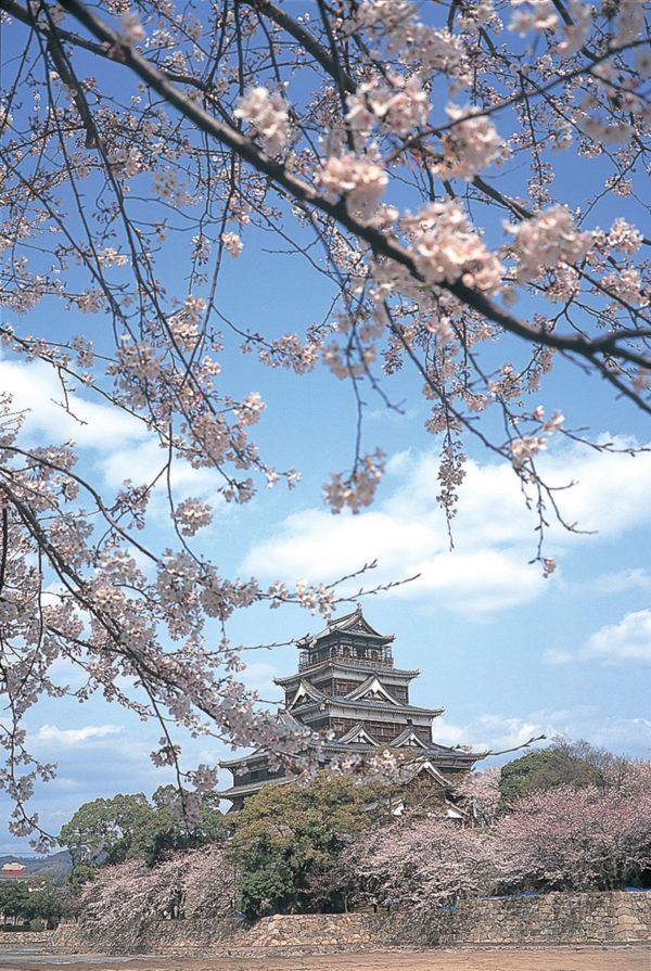 Château-Hiroshima-sakura-japon-voyage-printemps-circuit-sejour