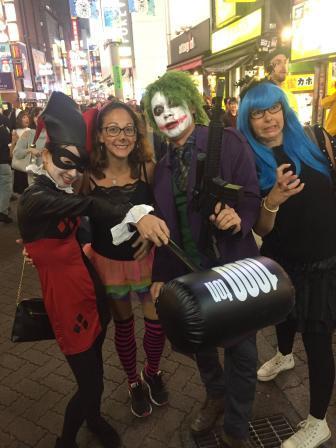Halloween au Japon - Un séjour festif